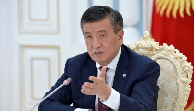 Президент Киргизстану в останній момент відмовився від параду у Москві