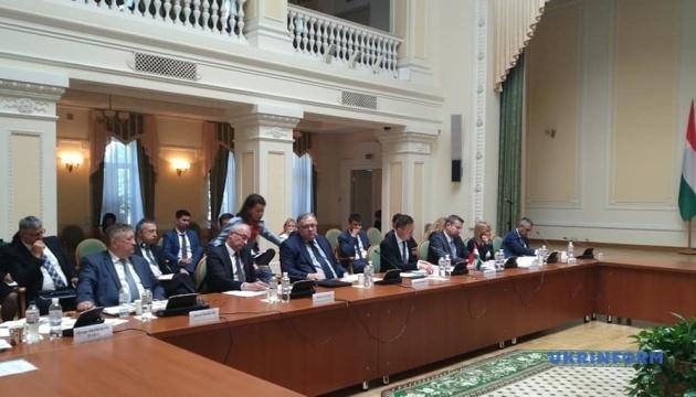 Міжурядова українсько-угорська комісія розблокувала низку спільних проєктів