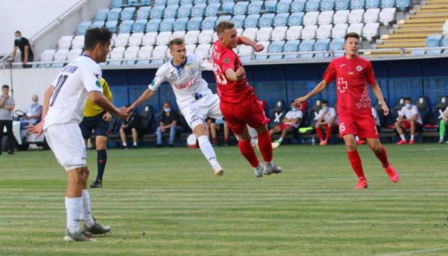 Перша ліга: «Волинь» програла «Чорноморцю»