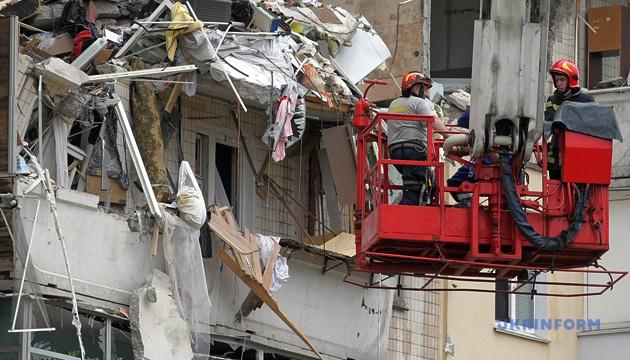 Усі 40 постраждалих від вибуху на Позняках родин отримають нове житло — ОП