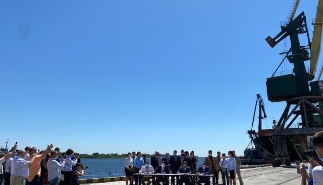 Передача в концесію Херсонського порту сприятиме розвитку всього регіону - Криклій