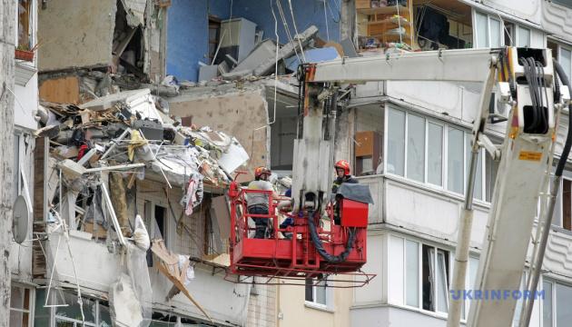 Удар стихии, взрыв в многоэтажке и мурал-благодарность