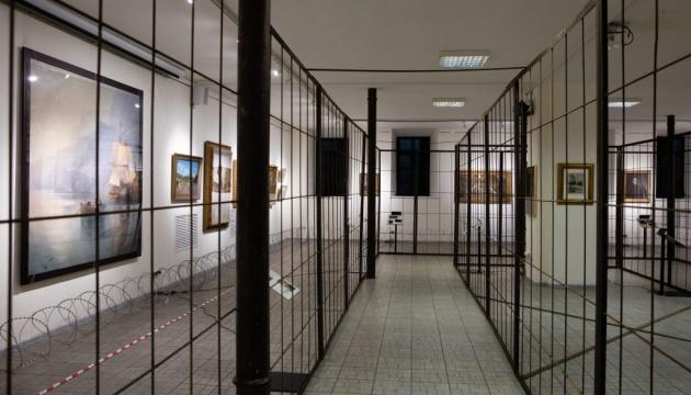 """ДБР намагалося потрапити на """"загратовану"""" виставку картин із колекції Порошенка"""