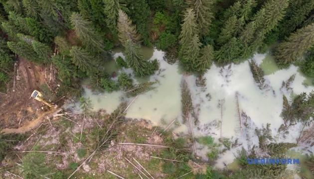 На Прикарпатті збитки від стихії оцінюють щонайменше у 2,5 мільярда