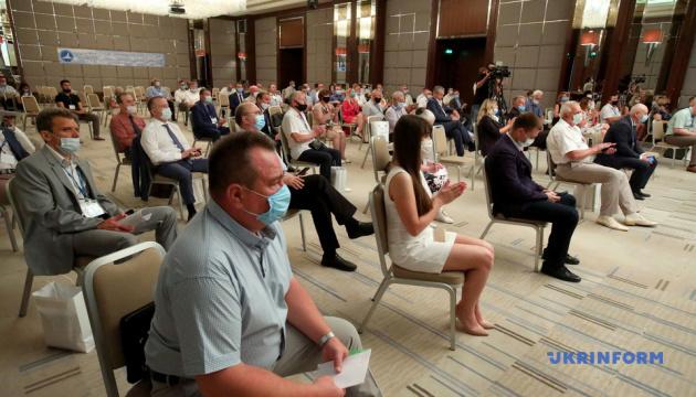 У Харкові вперше проходить Всеукраїнський з'їзд авіабудівників