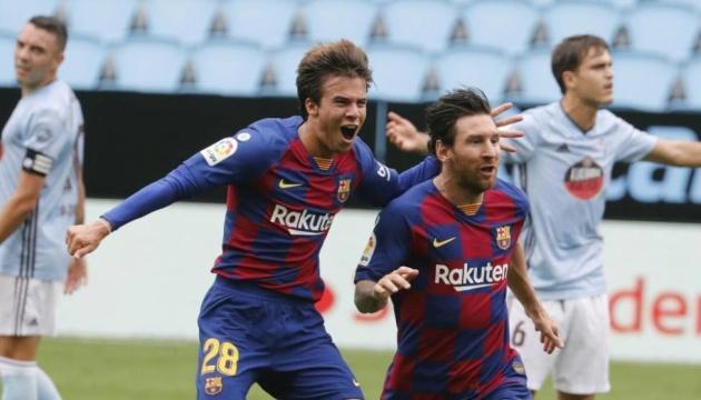Ла Лига: «Барселона» упустила победу в матче с «Сельтой»