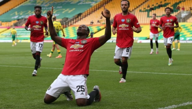 «Манчестер Юнайтед» пробився у півфінал Кубка Англії