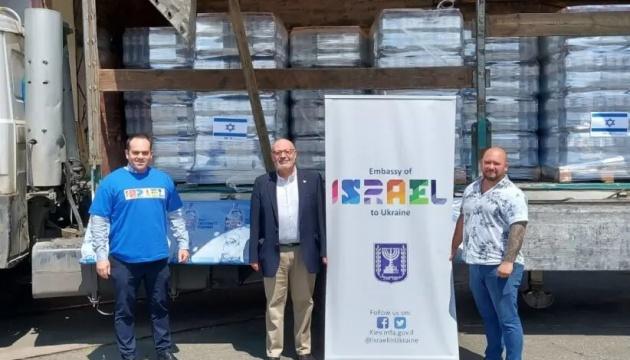Ізраїль надіслав гумдопомогу постраждалим від паводків в Україні