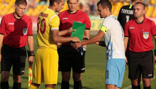 Перша ліга: «Інгулець» зіграв внічию з «Минаєм», «Рух» втратив очки в Миколаєві