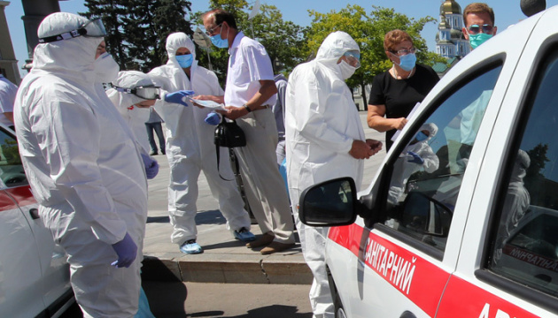 На Киевщине за сутки подтвердили 48 новых случаев COVID-19