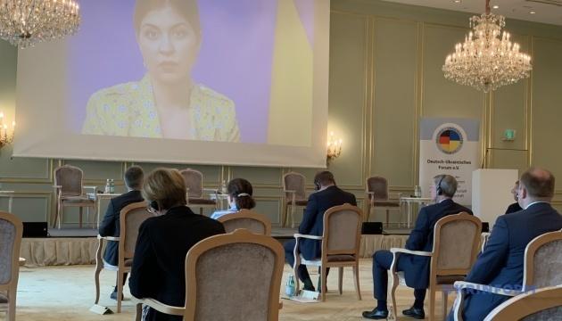 Ukraine fighting to restore confidence of foreign investors - Stefanishyna