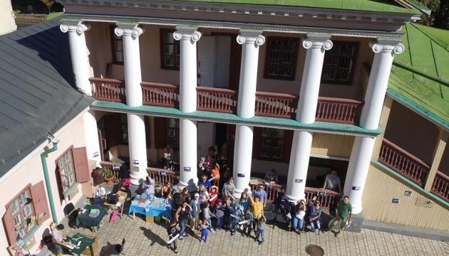Музей української діаспори відкриває свої двері для відвідувачів
