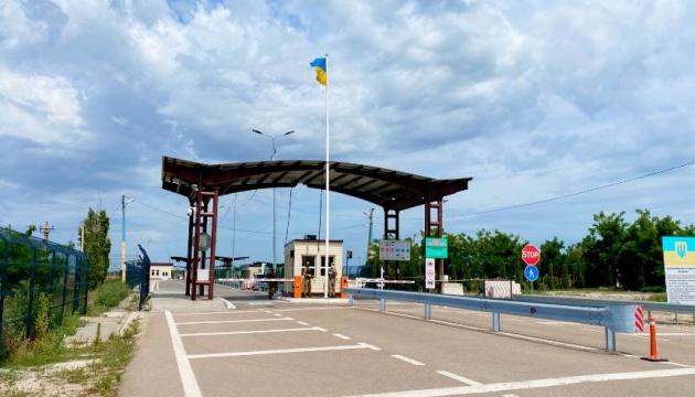 Админграницу с Крымом за выходные пересекли более тысячи человек