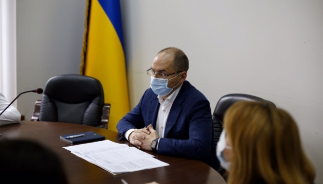 Ukraine conducted over 200,000 PCR tests during past week – Stepanov