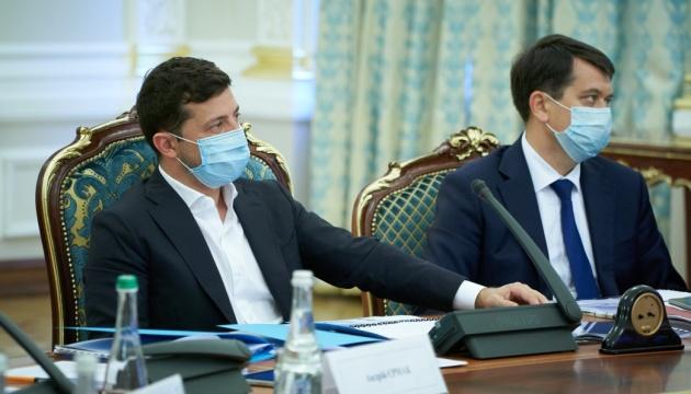 Саакашвили пообещал Зеленскому превращение таможни в сервис для бизнеса