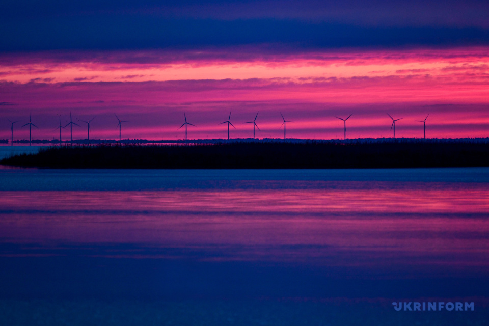 Lagune de Berdyansk/ Photo: Dmytro Smolenko, Ukrinform
