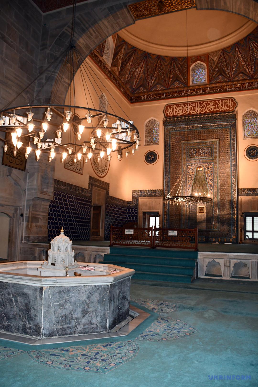 Мечеть Коза Хан