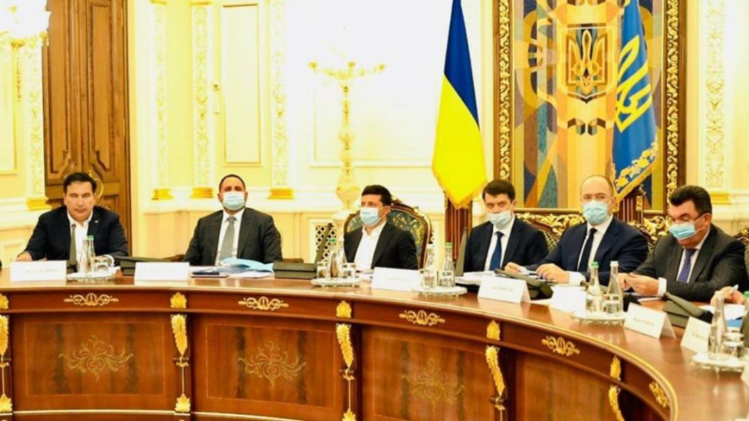 На першому засіданні Національної ради реформ