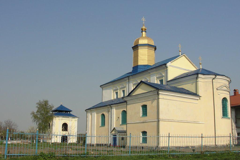 Жидичинський Свято-Миколаївський монастир