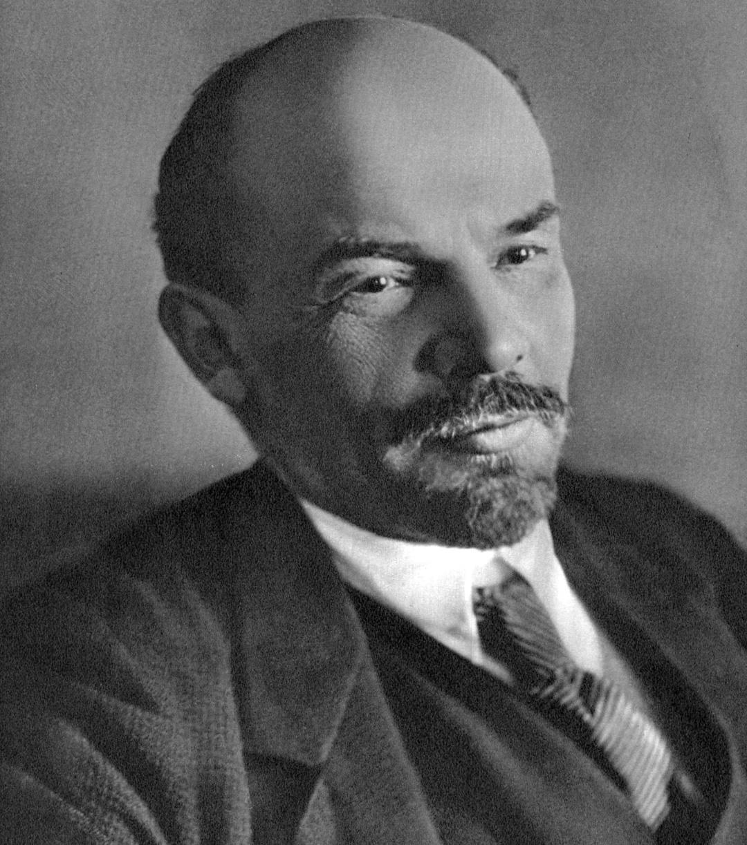 Ленін, січень 1918 р.