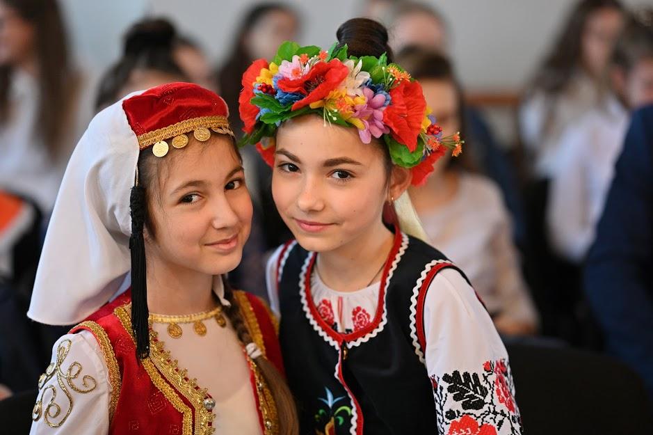 Греки и украинцы