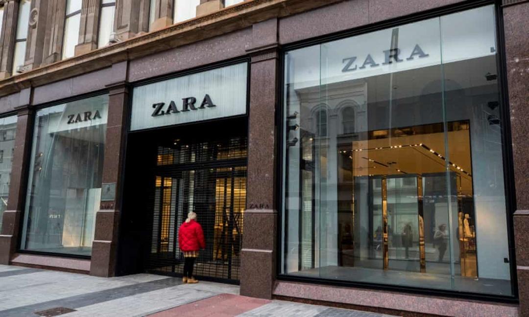 Магазини Zara належать найбільшому в світі рітейлеру одягу