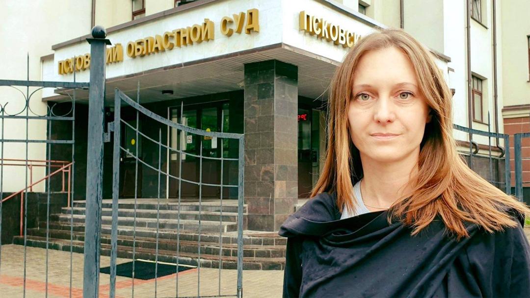 Журналісти-раша-утискані-Светлана-Прокопьева