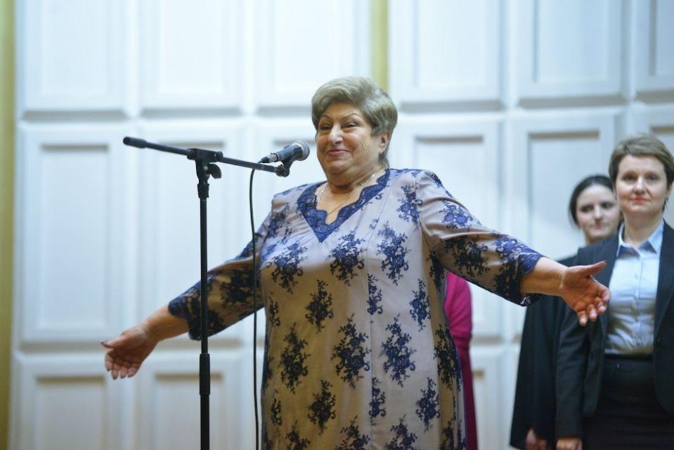 Олександра Проценко-Пічаджи