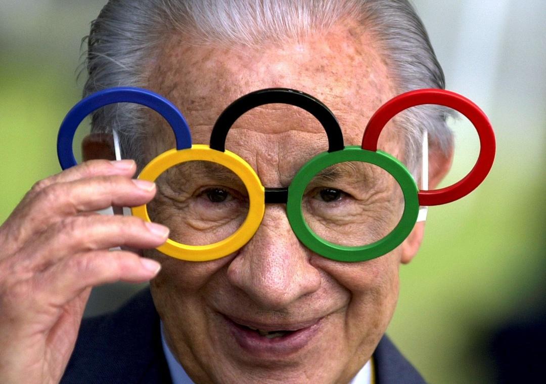 Під знаком олімпійських колець