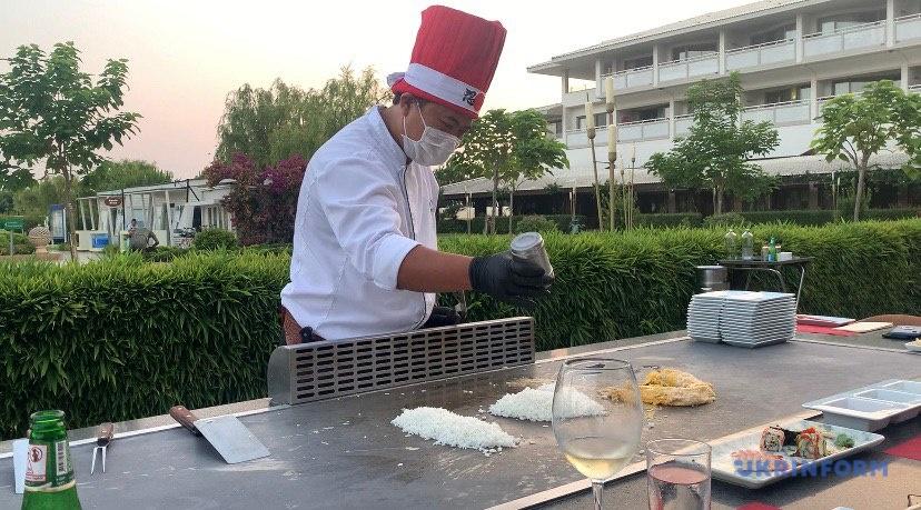 Кухарі готелю Hilton Dalaman Sarigeme Resort and Spa