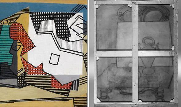 У США під відомою картиною Пікассо знайшли прихований ескіз