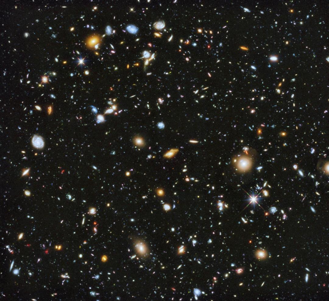 Фото: NASA/ESA
