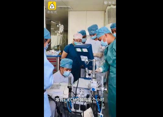 У Китаї врятували жінку після триденної зупинки серця