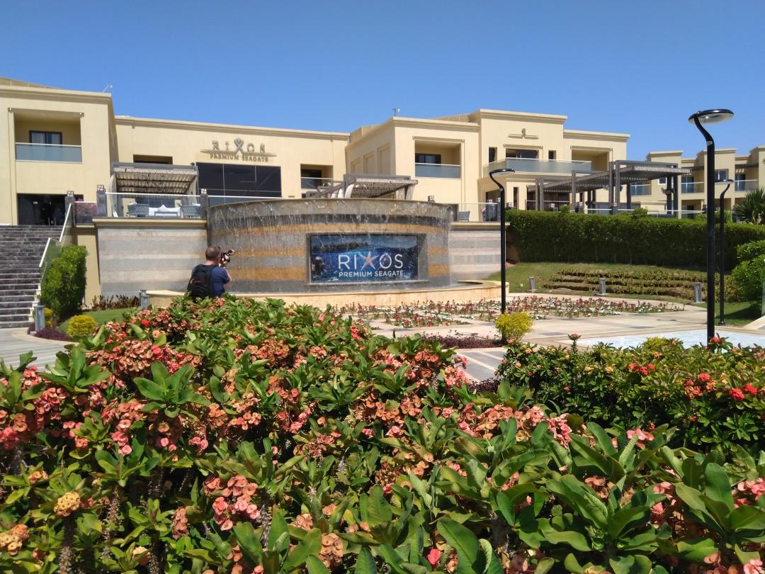 Готель Rixos Premium Seagate ще рік тому був заповнений на 100%