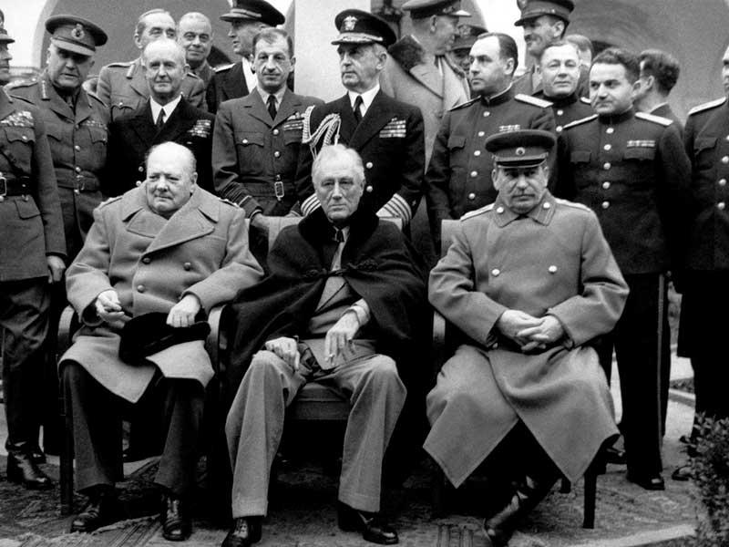 Ялтинська конференція 1945 року