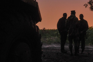 Біля Невельського поранили українського військового