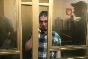 Назначенный «террорист» Энвер Сейтосманов