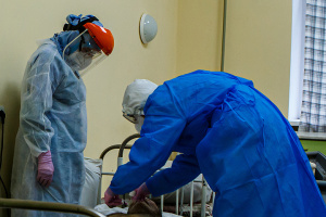 Ucrania notifica 7.517 nuevos casos de coronavirus