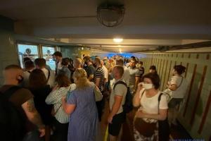 Kyiv city reports 400 new COVID-19 cases