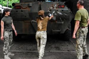 На Житомирщині знімають кіно про 30-ту бригаду ім. Князя Острозького