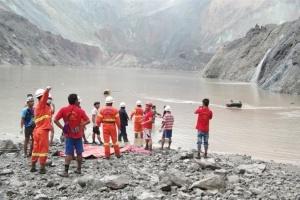 У М'янмі через зсув у нефритовій шахті загинули 113 гірників
