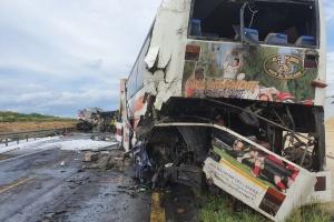 Аварія автобуса у Польщі: четверо українців залишаються у лікарнях