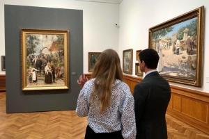У Латвійському художньому музеї скоро з'явиться україномовний аудіогід