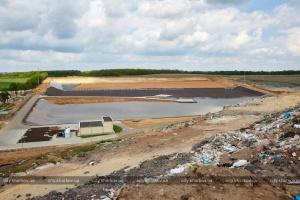 На полигоне под Харьковом планируют утилизировать опасные отходы