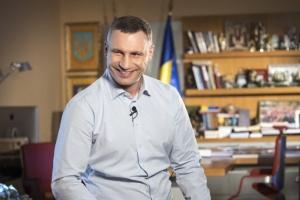 Prawie 42% mieszkańców Kijowa jest gotowych poprzeć Kliczko w wyborach