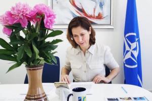 На шляху до НАТО Україна має провести відповідні реформи – Барбора Маронкова