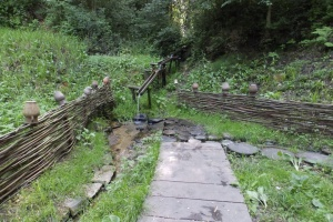 Радомишльська громада пропонує велотур вихідного дня до цілющого джерела