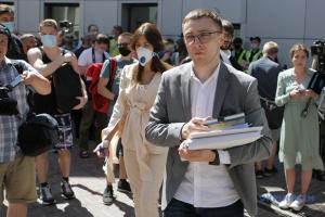 Стерненко назначили ночной домашний арест до 21 сентября