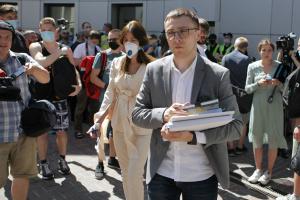 Стерненку призначили нічний домашній арешт до 21 вересня