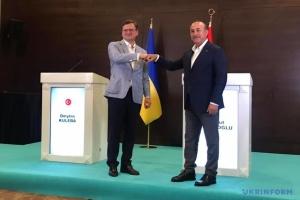 Кулеба і Чавушоглу обговорили нові можливості для українського та турецького бізнесу